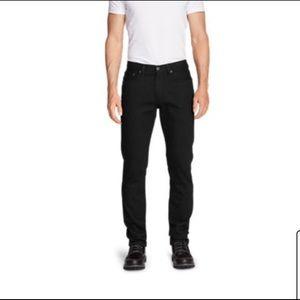 Eddie Bauer Black Jeans 29 x 34